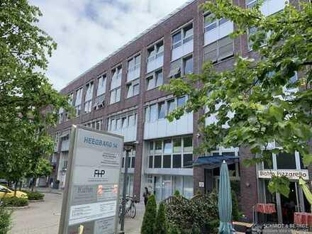 Moderne und effizient geschnittene Büroflächen direkt am AEZ!
