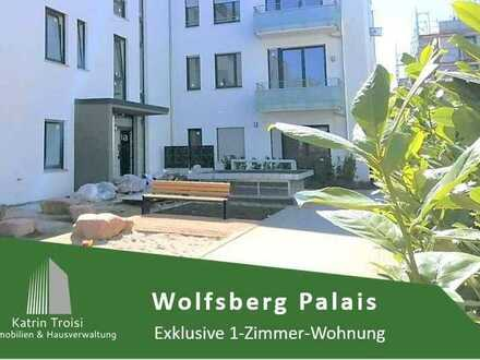 Exklusives Wohnen im Wolfsberg-Palais
