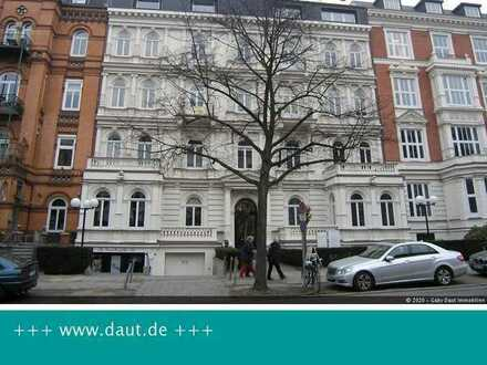 Jugendstilgebäude: helles UG, Harvestehude: Büro, Praxis, gen. saniert 2 Räume