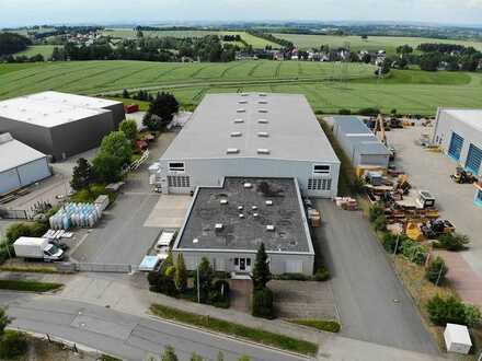 Industriehalle zu verkaufen