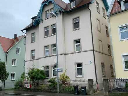 Günstige, zentrumsnahe 4-Zimmer-Wohnung in Nördlingen