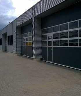 Hallen- und Lagerflächen zu vermieten ab 300 m²: