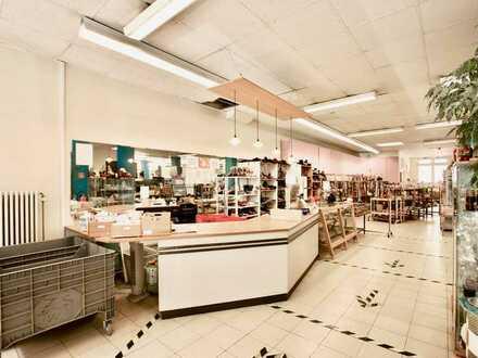 Repräsentative Einzelhandelsfläche in zentraler Lage mit sehr guter Anbindung
