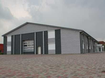 Multifunktionshalle Produktionshalle Ausstellungshalle mit Bürotrakt ab 01.01.2020