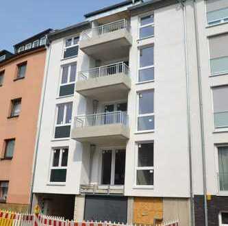 Neubau! Erstbezug! BARRIEREFREIE 3 Zi-Whg. mit Terrasse & Loggia im 4.OG zzgl Stellplatz in Wersten