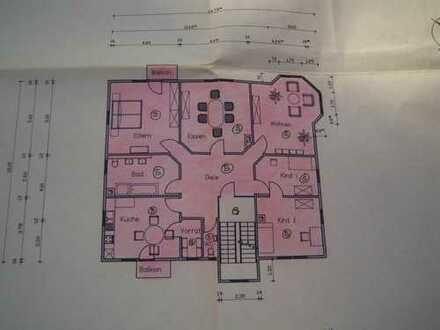 Tolle 5 Zimmerwohnung mit sehr viel Platz aber auch Aufteilbar