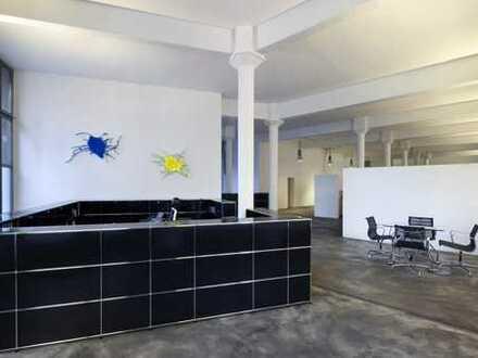 Shared Office in kreativer Werbeagentur, Wuppertal