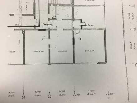 TOP Bürofläche/Praxisfläche; Bochum - Zentrum (A-Lage); Helle Räume