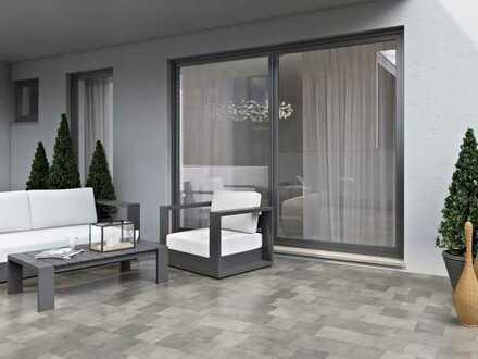Exklusive Neubau 4-Zimmer EG - Wohnung mit großen Garten!!!