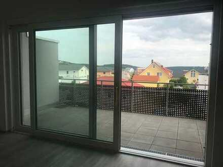 3-Zimmer-Wohnung mit Balkon und EBK in Neresheim BJ 2018