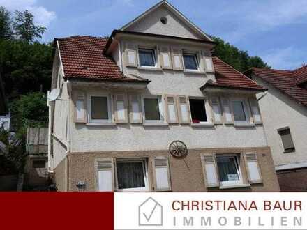 KLEIN und FEIN: Einfamilienhaus in Tailfingen