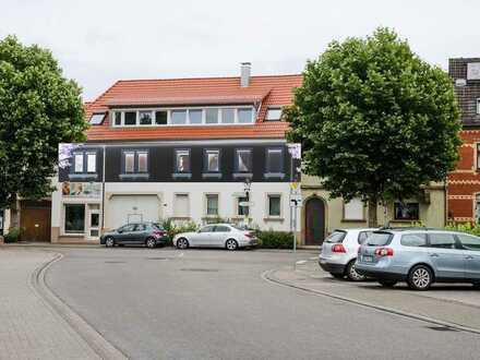 Erstbezug (April 2021) nach Sanierung: 4-Zimmer-Wohnung mit Einbauküche in Weingarten (Baden)