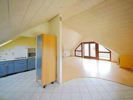 Wohnung mit schöner Aussicht in Flehingen