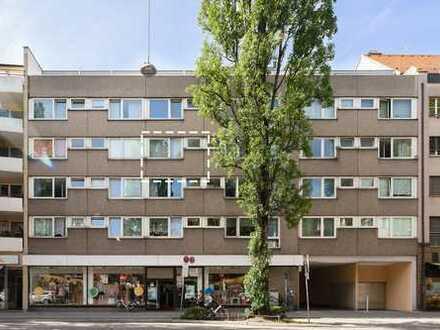 Ludwigsvorstadt: Modernes. möbliertes 1-Zimmer-Apartment in zentraler Lage - Nähe Theresienwiese