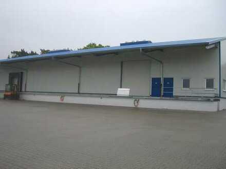 Gewerbehalle 860m², direkt BAB A3, Höchstadt-Ost