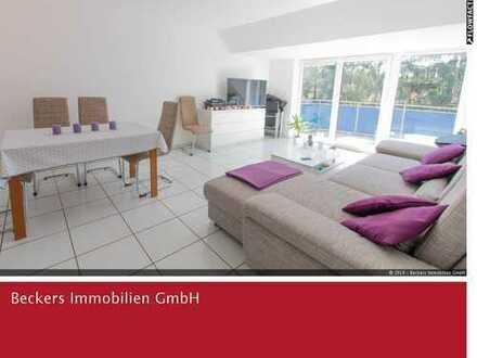 Schöne Maisonette-Wohnung mit Sonnenbalkon
