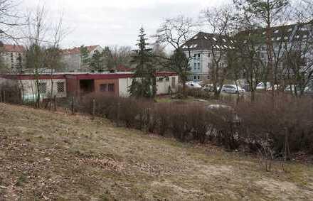 Wohngrundstück für Mehrfamilienhaus mit Bauvorbescheid