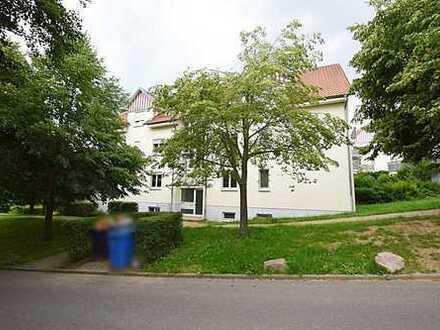 Schöne Terrassenwohnung mit Stellplatz in Wilkau-Haßlau!