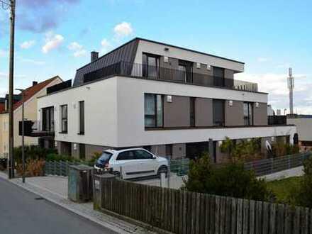 Pfaffenhofen-Zentrum! 4-ZKB Penthouse! -FBH / elektr. Rollläden / Gäste-WC / TG / Videosprechanlage-