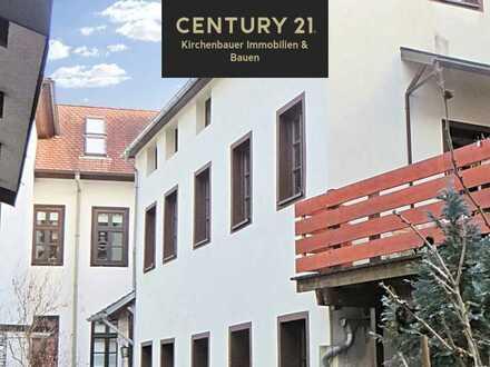 Häuschen im historischen Altstadtkern