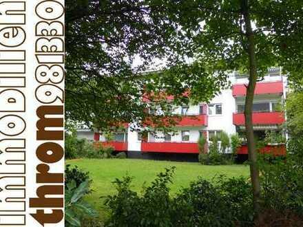 Wohnung mit 2 Balkonen in grüner Stadtlage