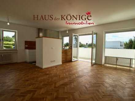 Top Apartment in ruhiger Lage