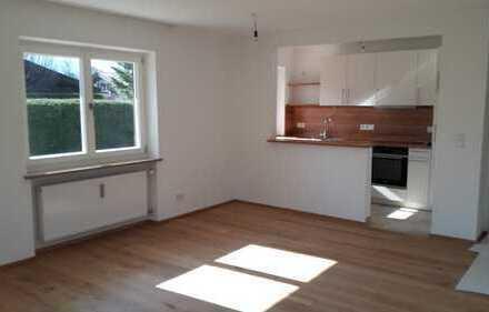 Attraktive 2-Zi-Wohnung - renoviert - zentral und sonnig
