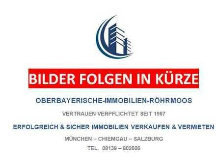 Reichertshausen-Gurnöbach, helle,schöne 3 ZKB, Wohnk, neu renoviert, Balkon + Gartennutzung