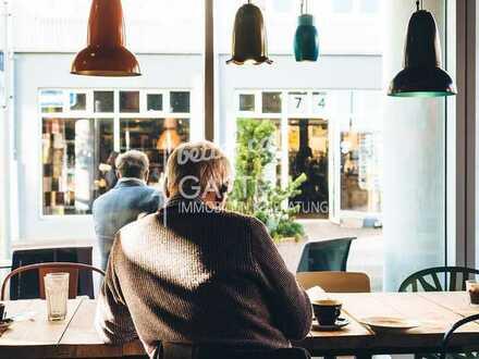 Gastronomie-Gewerbefläche im belebten Büro- und Touristenumfeld nahe des Hackeschen Markts