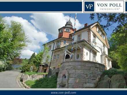 Jugendstilwohnung in Toplage von Bensheim!