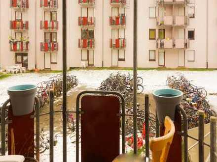 1-Zimmer Studenten-/Azubi-Appartement