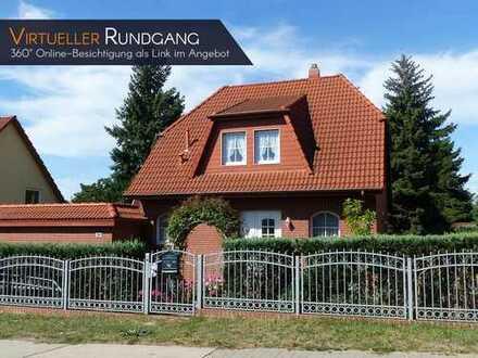 Arztpraxis/Büro und Wohnen in zwei separaten Immobilien! | 1019 m² angelegtes Areal | 1A Lage!