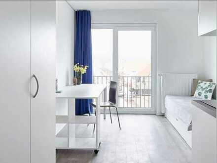 Exklusive 1-Zimmer-Wohnung mit Einbauküche in Potsdam