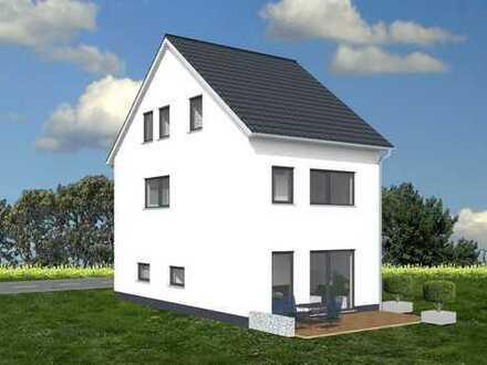 *Hier entstehen 2 Doppelhaushälften in bester Lage von Meckenheim*