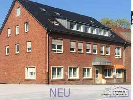 MS-Hiltrup: Zentral gelegene 3-Zimmer-Wohnung mit Terrasse!