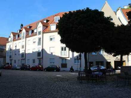 Nettes Stadtappartement Nähe Fuggerei im Zentrum von Augsburg