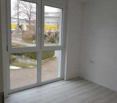 Erstbezug mit Balkon: freundliche 3-Zimmer-Wohnung in Grafenberg