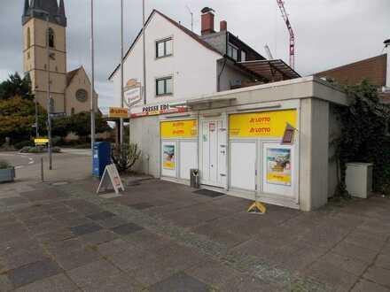 Etabliertes Kiosk in Toplage zu vermieten!