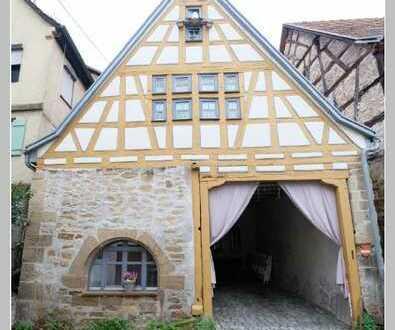 Liebevoll restauriertes Fachwerkhaus mitten in der historischen Altstadt