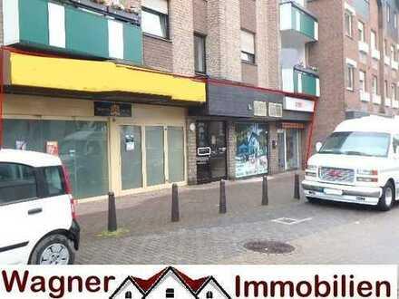 Hiesfeld: Ladenlokal ca.95 qm mit Sozialräume im Dorf - TOP-Lage !