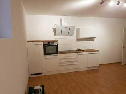 Große ansprechende 2-Zimmer-Keller-Wohnung in Langenau