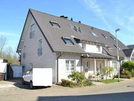 Doppelhaushälfte: 5 Zimmer, Garten, Kamin, Stellplatz, uvm.