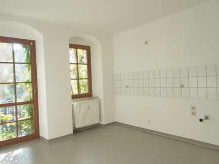 2-Raum Wohnung in ruhiger und dennoch zentraler Lage
