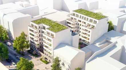 """***Neubauprojekt """"Wilhelmsaue 32"""" im schönen Wilmersdorf - direkt vom Bauträger, keine Provision!***"""