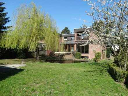 Rustikale große Wohnung mit Garten in Fuhrberg zu vermieten