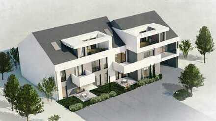 Schöne Vier-Zimmer-EG-Wohnung (1) mit Südterrasse
