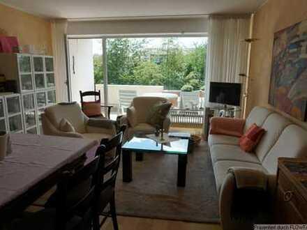 Einziehen und Wohlfühlen: Helle 2-Zimmer-Wohnung in ruhiger Lage