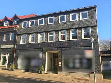 3,5-Zimmer-Wohnung mit Einbauküche - Zentrale Lage