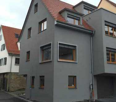 Modernes Einfamilienhaus inkl. Dachterrasse in Bönnigheim (Altstadt)