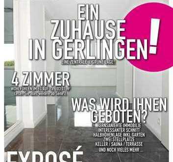 Ein Zuhause in Gerlingen - Kernsanierte Immobilie in Halbhöhenlage
